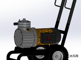 隔膜式喷涂机