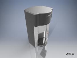 咖啡機建模設計
