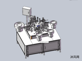 轉盤機設計模型
