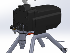 柱塞式喷涂机
