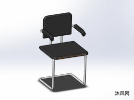 办公室椅子模型设计