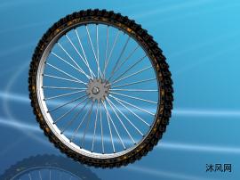 UG自行车后轮