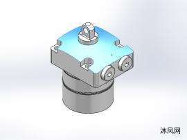 8款 HCNB-PB 拉式检测型夹紧器