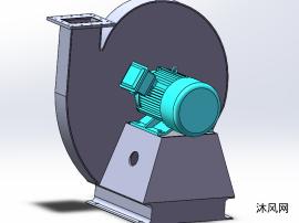 空气鼓风机设计