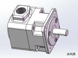 葉片泵裝配圖設計
