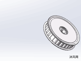 3类YUT系列单轴承型梯形齿同步惰轮