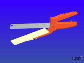 家用剪菜刀具(剪刀和砧板二合一)