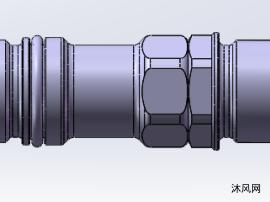 史陶比尔CGO03流体快速连接器