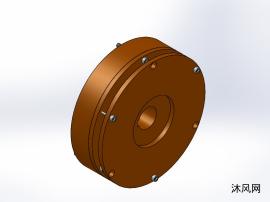 5款DHD1系列电磁失电制动器