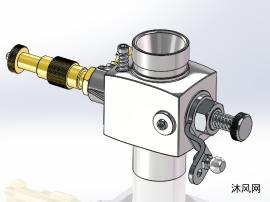 化油器模型设计