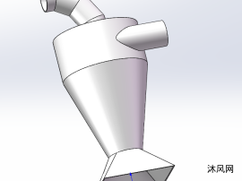 通用风罩管道结构