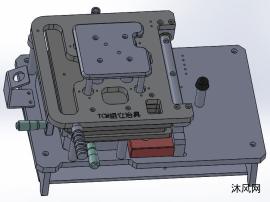 LCM行业手动背光组装治具