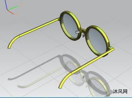 ug眼镜模型图