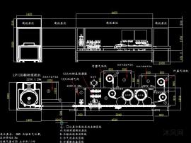 15ml扁瓶滴眼剂灌装生产线方案图