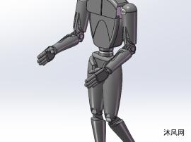 仿真机器人