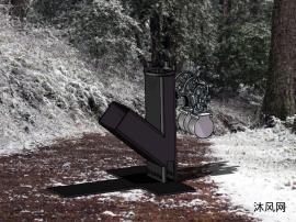 野外取暖发电炉