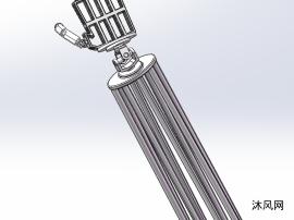 金属机械臂