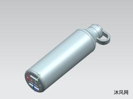 水瓶造型充电宝