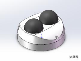 双目摄像头IPC模型