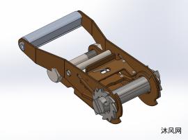 棘輪機構設計模型圖