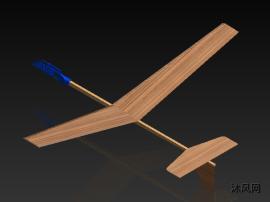 力学竞赛滑翔机