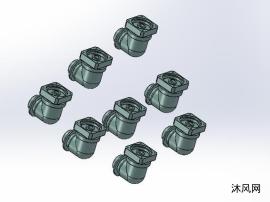 8款 IDR-L1行星齿轮减速机