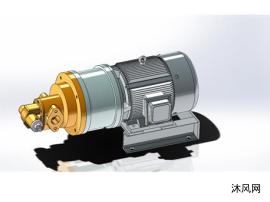磁力泵KCB83.3模型