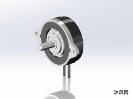 超平滑注塑型2相步进电机14HK系列