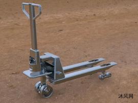 叉车工程模型