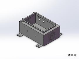配电箱箱体模型