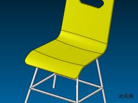 椅子3D模型