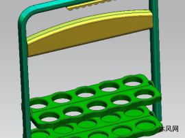 啤酒提篮模型