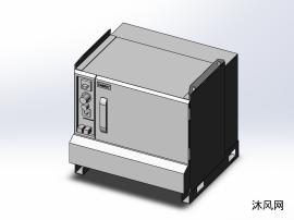 电器小型控制柜模型