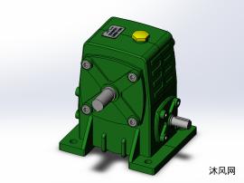 WPA蜗轮变速箱