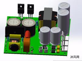电路板制作模型