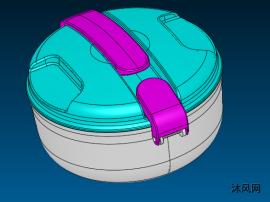 塑料碗3D模型