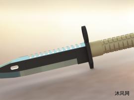 M4A1制式刺刀