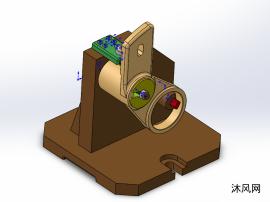 中罗拉过桥摇臂加工工艺及钻M10孔夹具设计