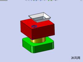 动力水箱模型