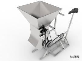 踏板动力碎纸机