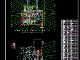 标准筛振筛机设计