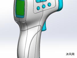 温度计外壳设计模型