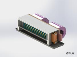 大型空调末端风机盘管机组