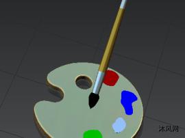 调色板模型