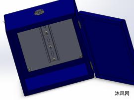电柜的模型设计