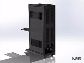 设备机架3D