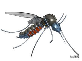 仿生机器人蚊子