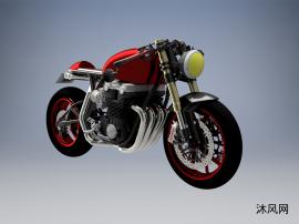 超炫摩托车