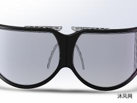 超级个性眼镜