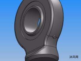 油缸耳环关节轴承GKDO8种型号